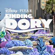 A view of the atmosphere at The World Premiere of Disney-Pixar's FINDING DORY on Wednesday, June 8, 2016 in Hollywood, California.