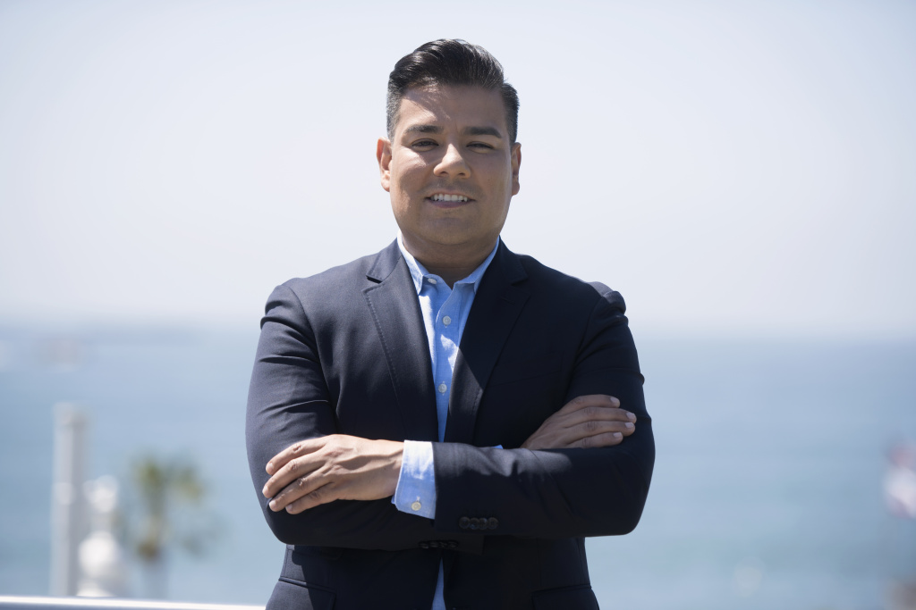 Ricardo Lara, Candidate for California Insurance Commissioner
