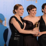 US-GOLDEN GLOBES-TROPHY
