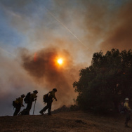 Springs Fire Los Angeles 2013 Camarillo