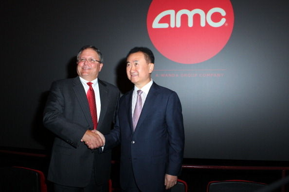 The Chinese conglomerate Wanda runs hotels, department stores and 94 movie theatres in China.
