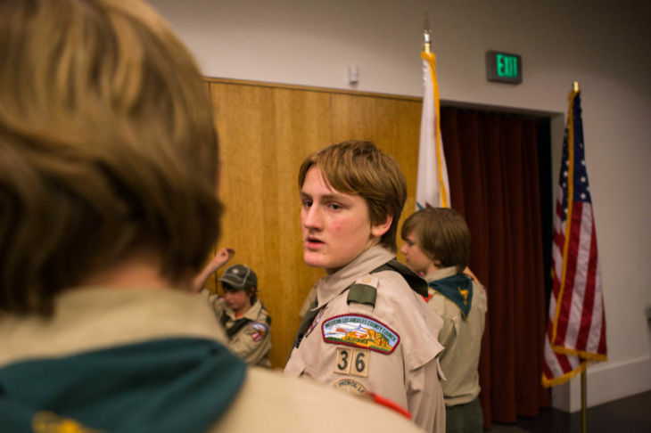 5 - Boy Scouts - Part 1