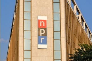 NPR building in Washington, D.C.