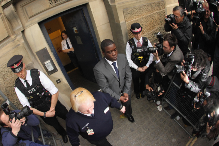 UBS Employee Kweku Adoboli Facing Rogue Trading Charges