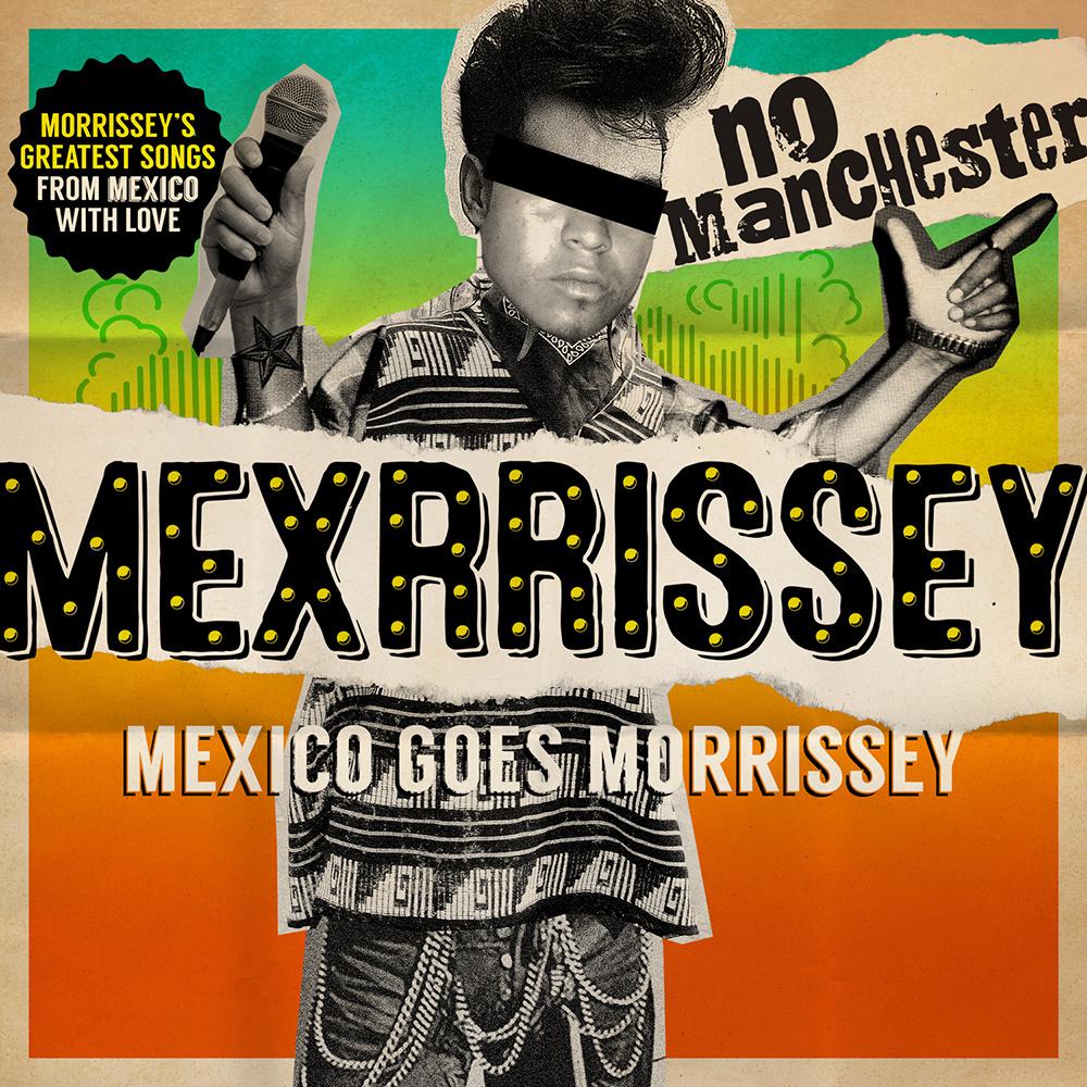 Album art from Mexrissey's debut studio album