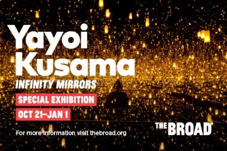 The Broad Museum - Yayoi Kusama: Infinity Mirrors