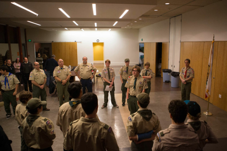 10 - Boy Scouts - Part 1