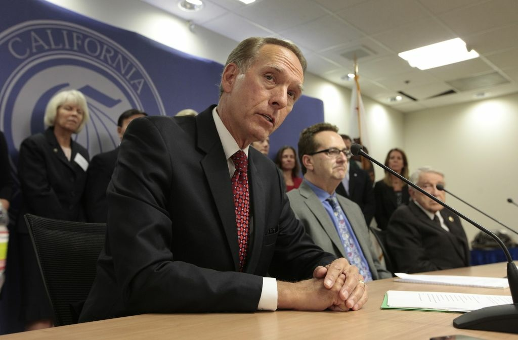 The new chancellor of the California Community Colleges system, Brice Harris, faces a legal challenge from an independent group that contends the system's academic senates exercise too much power. The group, California Competes, petitioned the community colleges' Board of Governors on Wednesday.