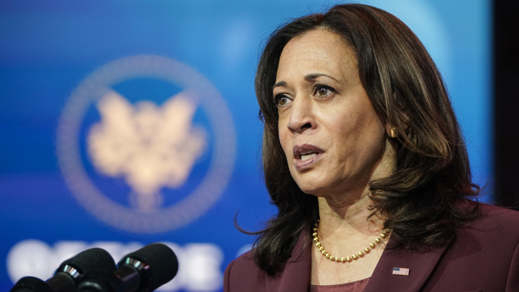Vice President-elect Kamala Harris will leave her Senate seat on Monday, but when she's sworn into her new office Harris will take a very powerful seat in the chamber.