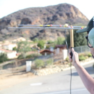 Seth Riley tracking mountain lions