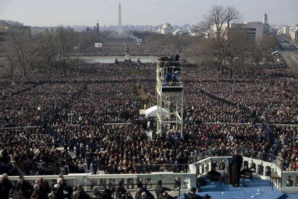 Presidential Inaugurations To Remember