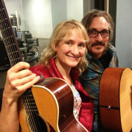 Jill Sobule and Gary Eaton