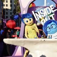 "Premiere Of Disney-Pixar's ""Inside Out"" - Red Carpet"