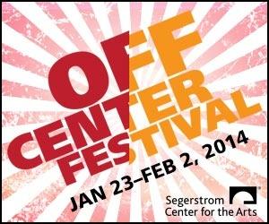 2014 Off Center Festival