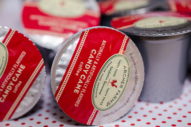 Archer Farms K-Cups Candy Cane