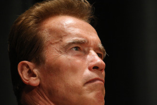 File photo of former California Gov. Arnold Schwarzenegger taken on September 17, 2009 in Los Angeles, California.