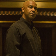 "Denzel Washington stars as a retired intelligence officer in ""The Equalizer."""