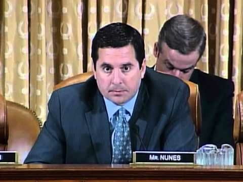 Republican Congressman Devin Nunes of the Central Valley has been voting with his party, but he disagrees with the government shutdown strategy.