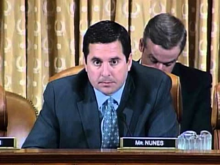 Congressman Devin Nunes (R-Tulare) has been chosen by Speaker Boehner to head the Intelligence Committee starting in January.
