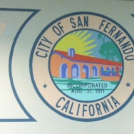 San Fernando city seal
