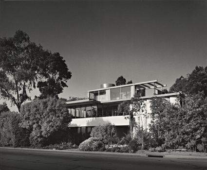 The Neutra VDL Research House
