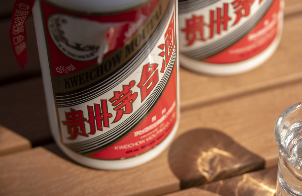 China's national liquor offered bottles of their premium product as a reward to health-care workers who traveled to Wuhan to help fight coronavirus. But there was a catch.