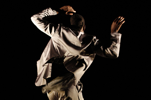 Gregory Maqoma/Vuyani Dance Theatre: Exit/Exist