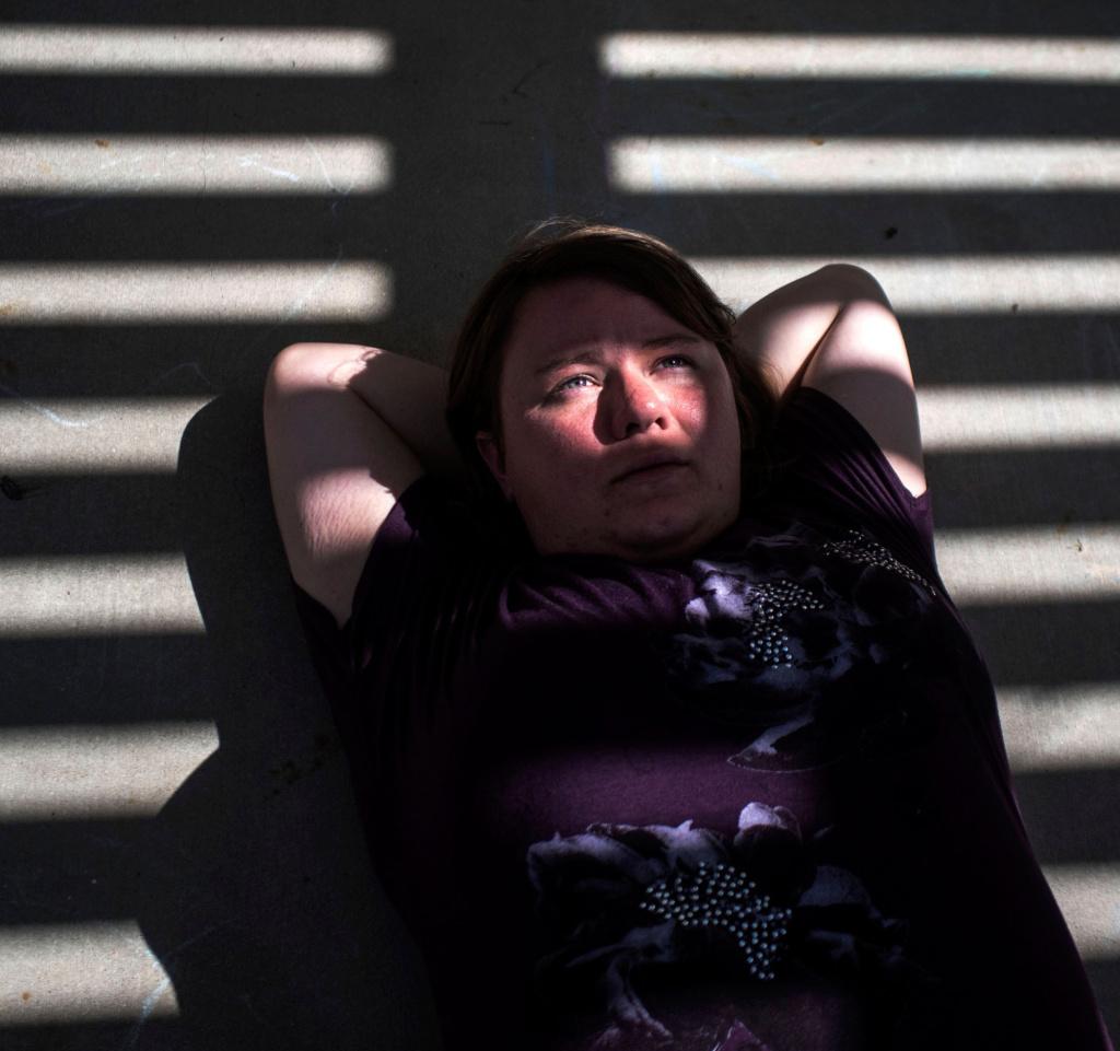 Meghan, 23, began experiencing hallucinations at 19.