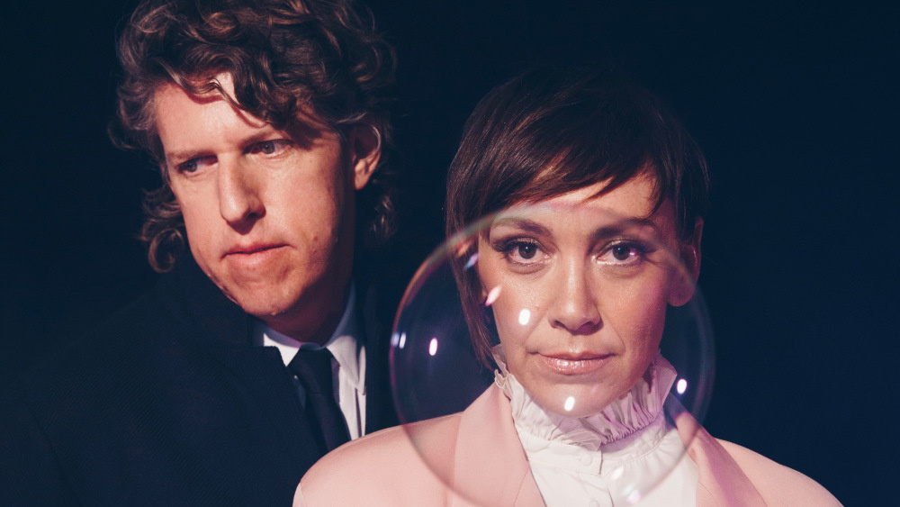 The latest album from by The Bird and the Bee (Greg Kurstin and Inara George) covers songs by Van Halen.
