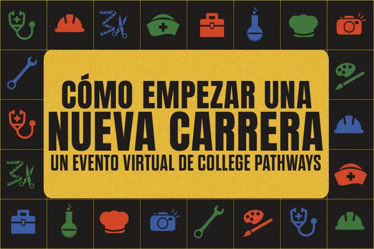 College Pathways Event Key Spanish