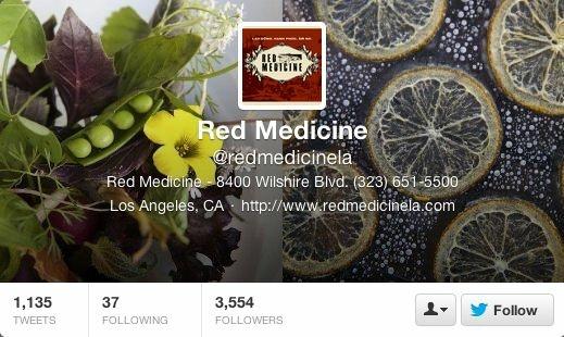 Twitter Red Medicine