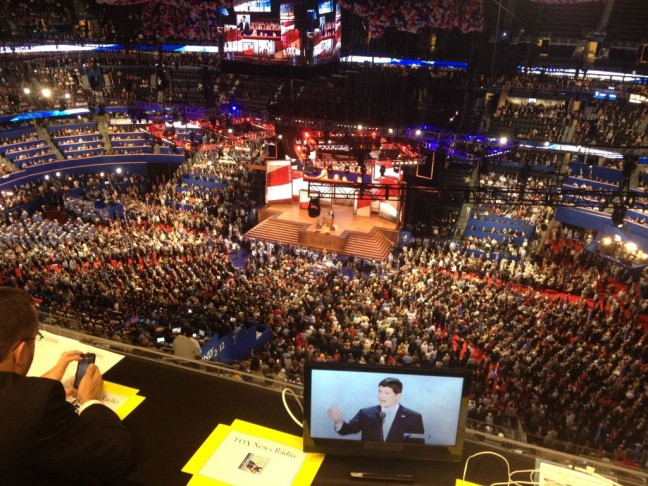 Paul Ryan Republican National Convention