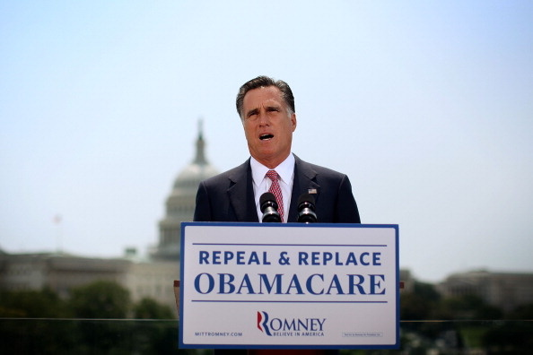 What would happen to Obamacare under Romney?
