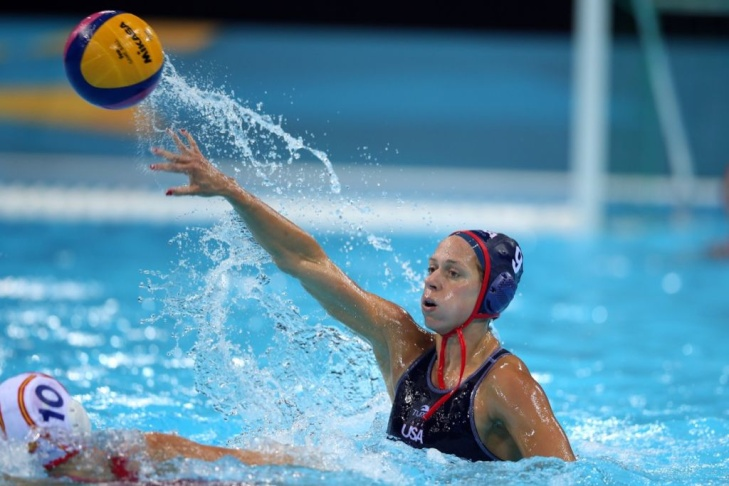 Olympics Day 5 - Water Polo