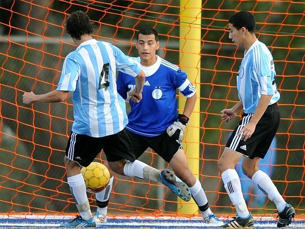 El Camino Real's goalkeeper Francisco Rodriguez was fatally shot last week in Winnetka. (Photo used with permission from the L.A. Daily News)