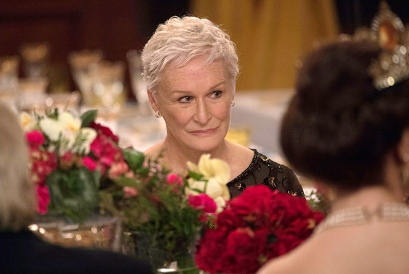 Glenn Close won the Screen Actors Guild award for her lead role in
