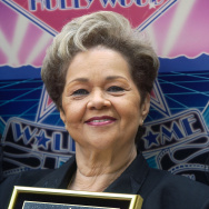 Etta James Honored On The Hollywood Walk Of Fame