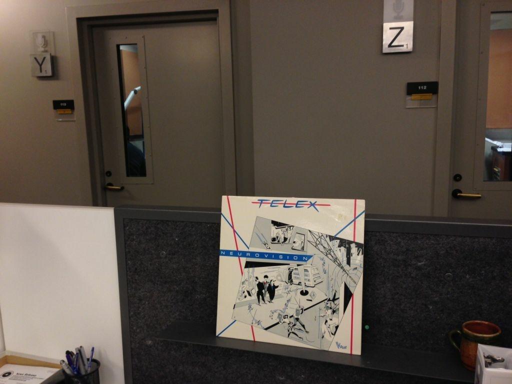 Telex Neurovision album of the week