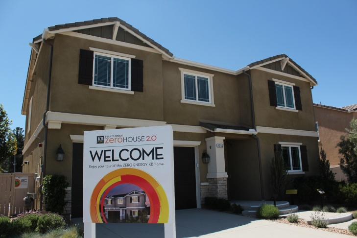 California-based megabuilder KB Home has invested in greywater technology, demonstrating it at a model home in Lancaster, and selling homes in San Diego County that can recycle water on site.