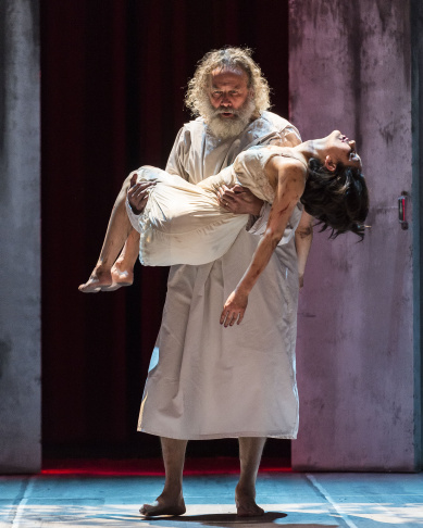 "A Noise Within Theatre Company - William Shakespeare's ""King Lear"""