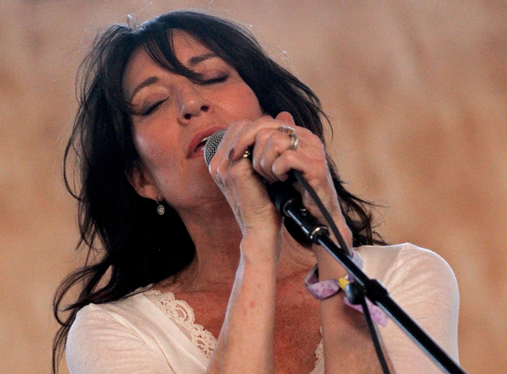 Katey Sagal performs onstage during 2013 Stagecoach: California's Country Music Festival held at The Empire Polo Club on April 28, 2013 in Indio, California.