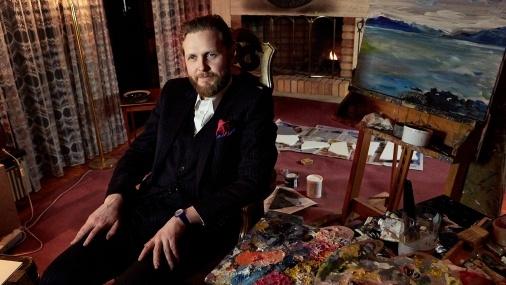 Icelandic artist Ragnar Kjartansson.