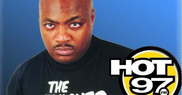 DJ Mr. Cee from Hot 97 FM.