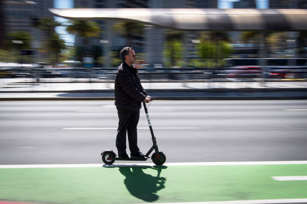 Scooters and bicycles are spreading across several major U.S. cities while policymakers are scrambling to find ways to ensure that riders are safe.