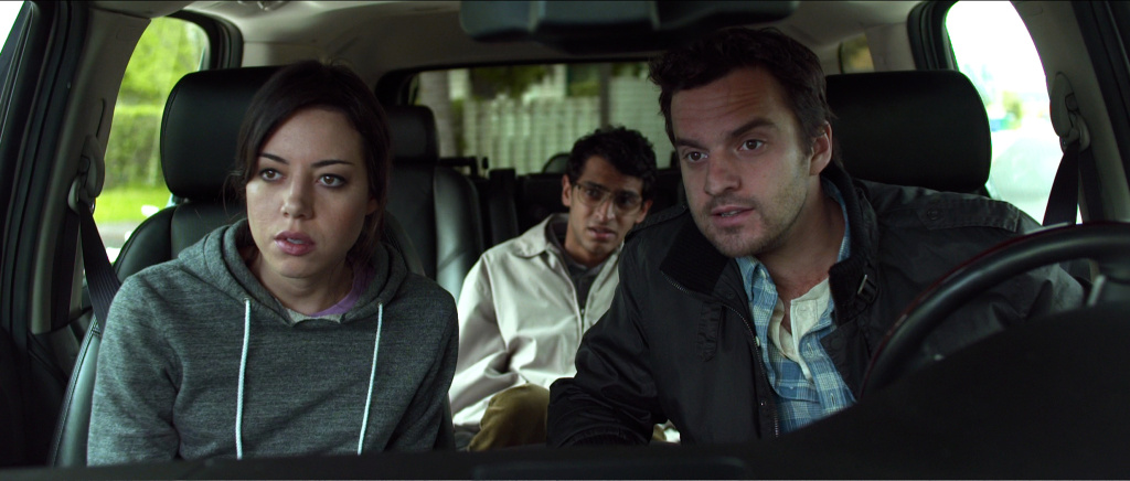 Still from the upcoming film, Safety Not Guaranteed, starring Aubrey Plaza