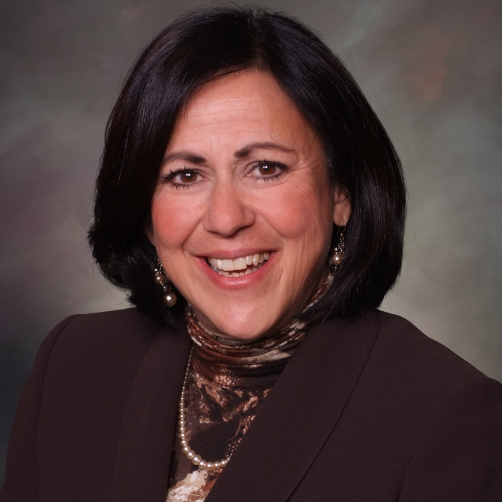 Ousted Colorado State Senator Angela Giron.