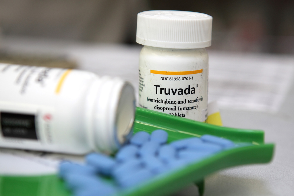 The CDC is throwing its weight behind an HIV prevention pill called Truvada.