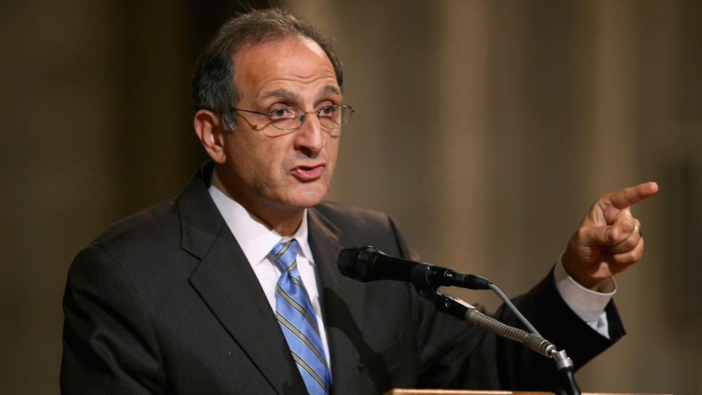 James Zogby, president of the Arab American Institute, and other staff members were targeted for more than a decade with menacing emails from a former U.S. diplomat who was convicted on Thursday of hate crimes.