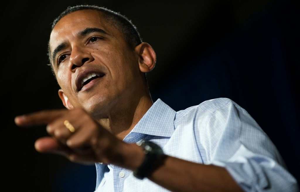 President Obama is pushing Congress to extend tax breaks for people making less than $250,000 a year.