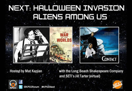 NEXT: Halloween Invasion – Aliens Among Us